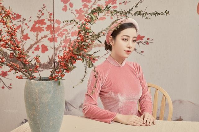 Hoa khôi Phan Cẩm Ly: Có đam mê, nhiệt huyết, bạn mới thành công được - 2