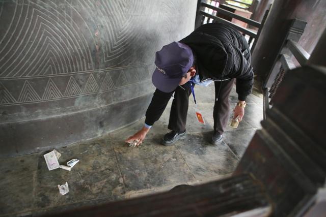 Biển người vẫn đổ về chùa Bái Đính giữa đại dịch corona - 13