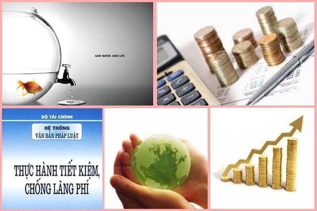 Chương trình tổng thể của Chính phủ thực hành tiết kiệm, chống lãng phí năm 2020 - 1