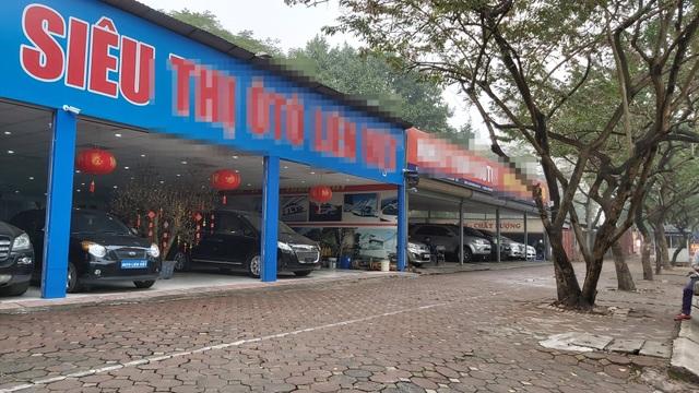 Chịu tác động kép, chợ xe cũ vắng tanh sau Tết Canh Tý - 2