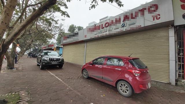 Chịu tác động kép, chợ xe cũ vắng tanh sau Tết Canh Tý - 1