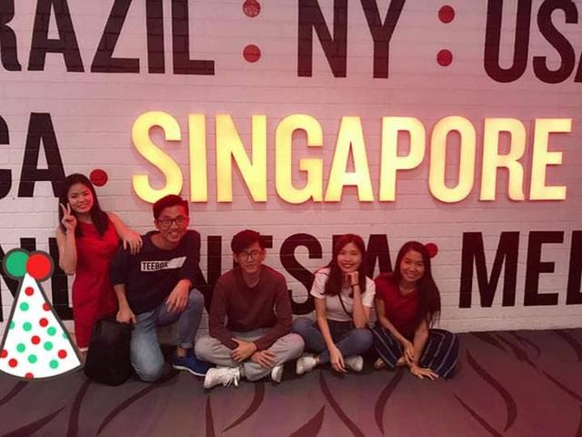 Vượt gian khó, nữ sinh Hà Tĩnh nhận thành quả thật ngọt ngào ở  Singapore - 3