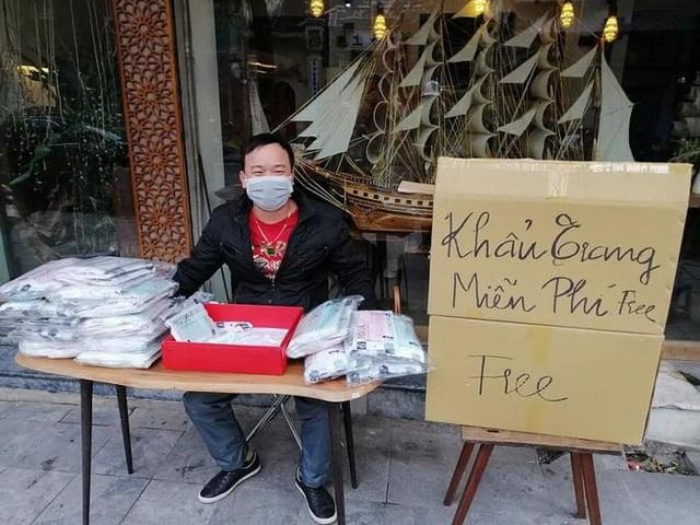 Ấm lòng những hình ảnh đẹp của người Việt giữa mùa dịch virus corona - 7