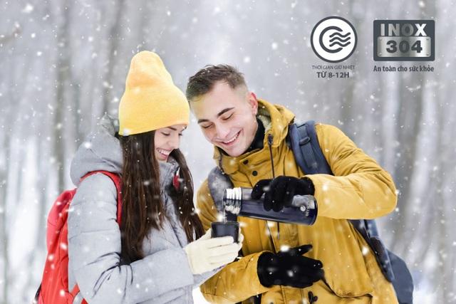 Bình giữ nhiệt Elmich – 'Trợ thủ' nhắc bạn uống đủ nước ấm phòng corona - 2