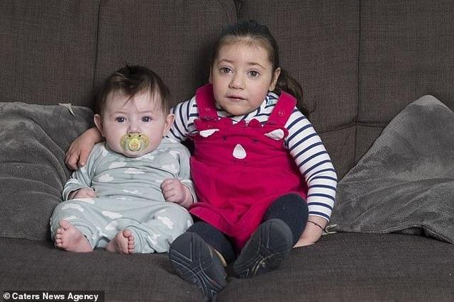 Bé 4 tuổi mắc bệnh siêu hiếm cả thế giới chỉ có 30 người - 2
