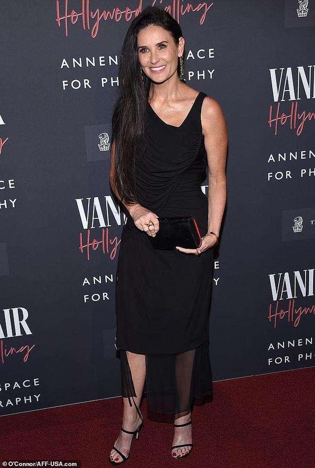 Demi Moore trẻ trung đáng ngưỡng mộ ở tuổi 58 - 6