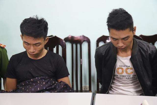 Truy tố hai bị can sát hại nam sinh chạy Grab ở Hà Nội - 1