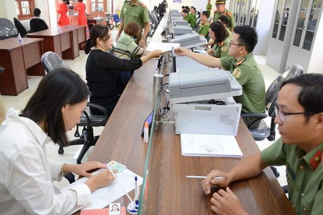 Công an Đắk Nông khánh thành Bộ phận một cửa tích hợp mọi thủ tục - 3