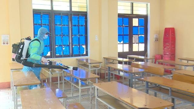 Thanh Hóa: Các trường học thường xuyên theo dõi sức khỏe học sinh - 1