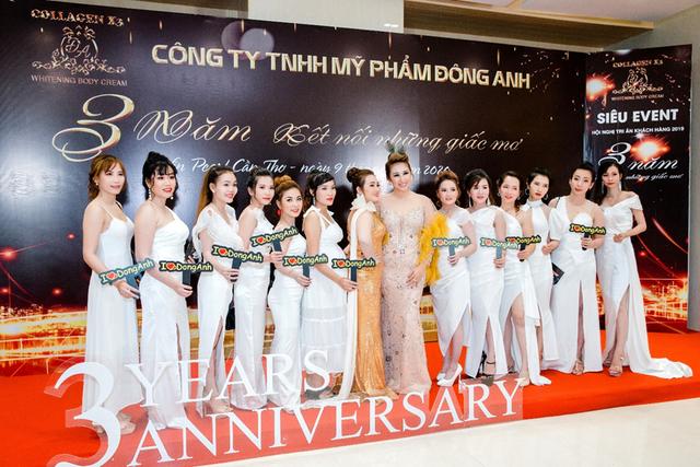 Thanh Duy Idol, Hồ Việt Trung hội tụ trong đêm tiệc kỷ niệm 3 năm mỹ phẩm Đông Anh - 1