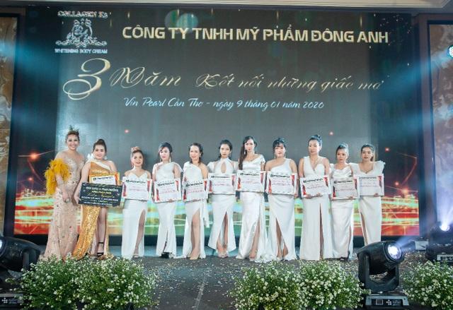 Thanh Duy Idol, Hồ Việt Trung hội tụ trong đêm tiệc kỷ niệm 3 năm mỹ phẩm Đông Anh - 5