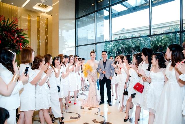 Thanh Duy Idol, Hồ Việt Trung hội tụ trong đêm tiệc kỷ niệm 3 năm mỹ phẩm Đông Anh - 6
