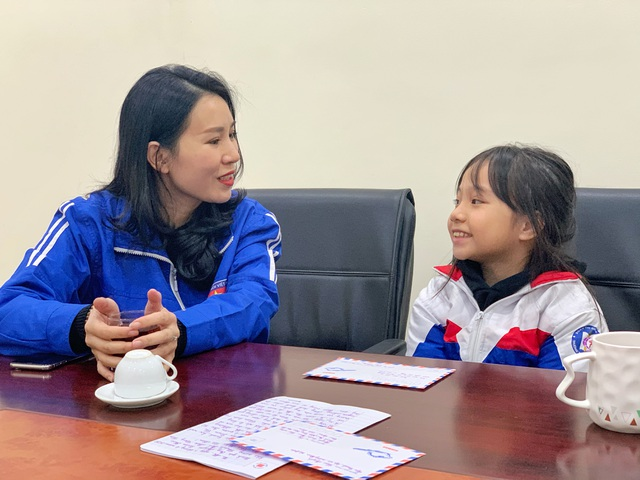 Bé gái Hà Nội quyên góp tiền, viết thư gửi Thủ tướng về chống dịch corona - 2