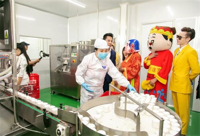 Lê Vân Group phát triển hoạt động gia công sản phẩm khách hàng - 3
