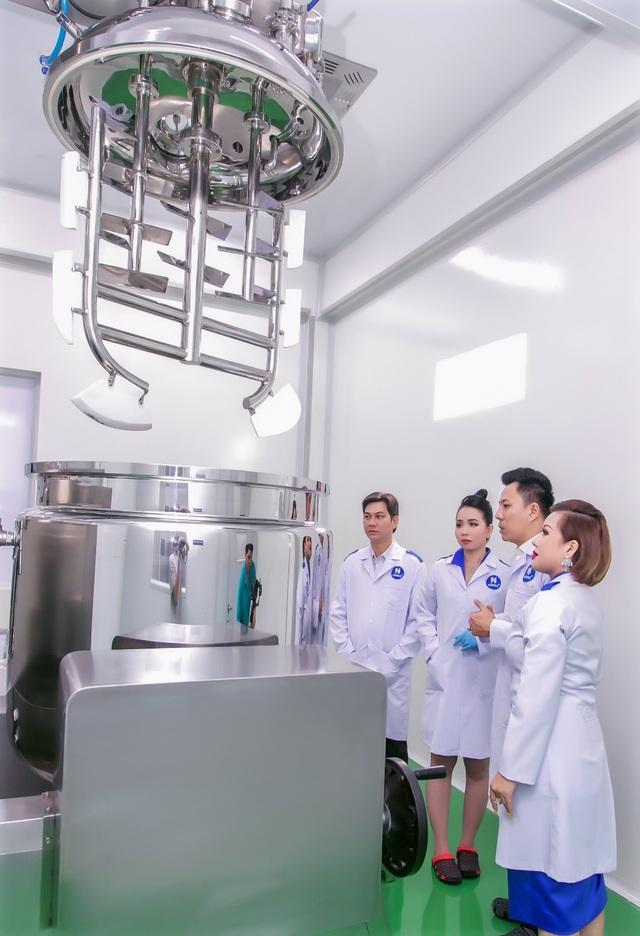 Lê Vân Group phát triển hoạt động gia công sản phẩm khách hàng - 5