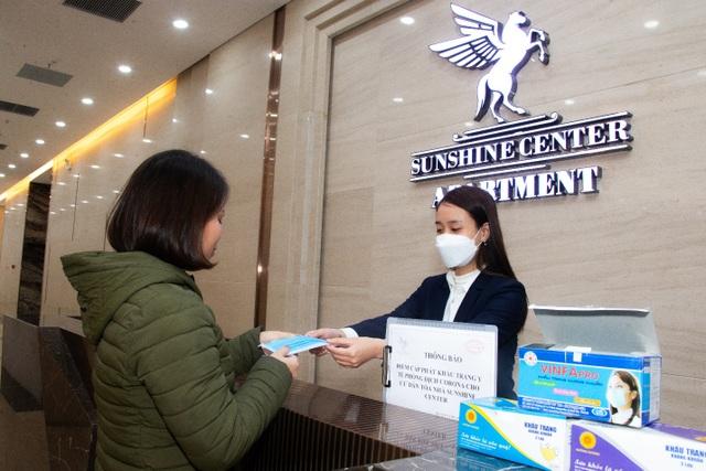 """Nhanh chóng ứng biến trước đại dịch, Sunshine Group """"ghi điểm"""" với cư dân - 8"""