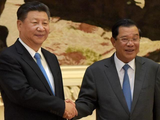 Nguyên thủ nước ngoài đầu tiên thăm Trung Quốc sau khi dịch nCoV bùng phát - 1