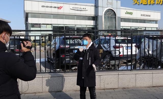 Dịch corona: Đại lý ô tô hoạt động cầm chừng, nhân viên làm việc trên mạng - 4