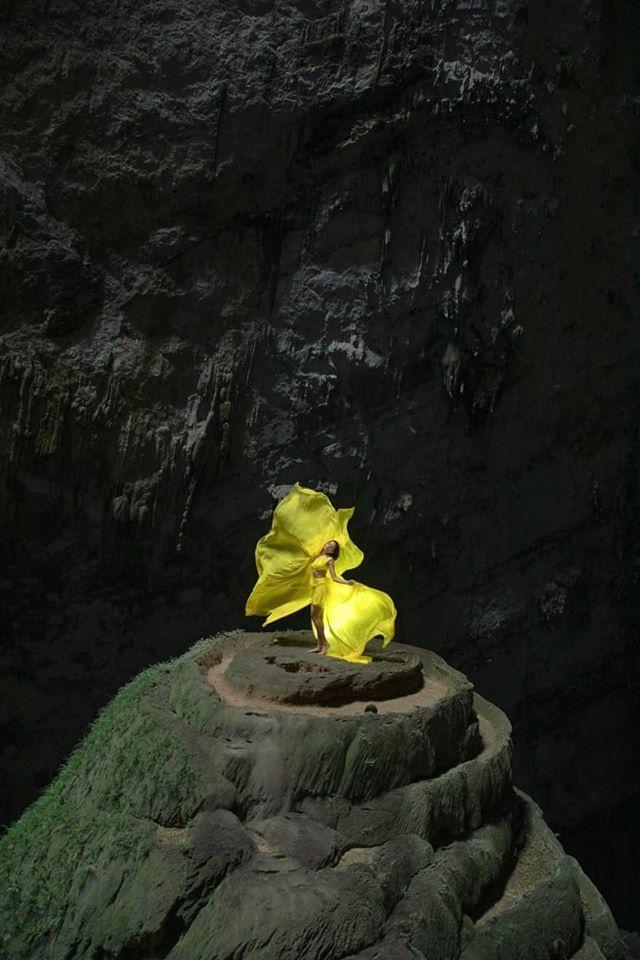 H'Hen Niê kể chuyện gặp ác mộng khi ngủ trong lòng hang Sơn Đoòng - 21