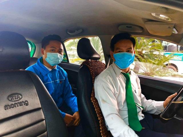 Taxi Mai Linh chi 7 tỷ đồng mua khẩu trang, nước rửa tay phục vụ khách hàng - 2