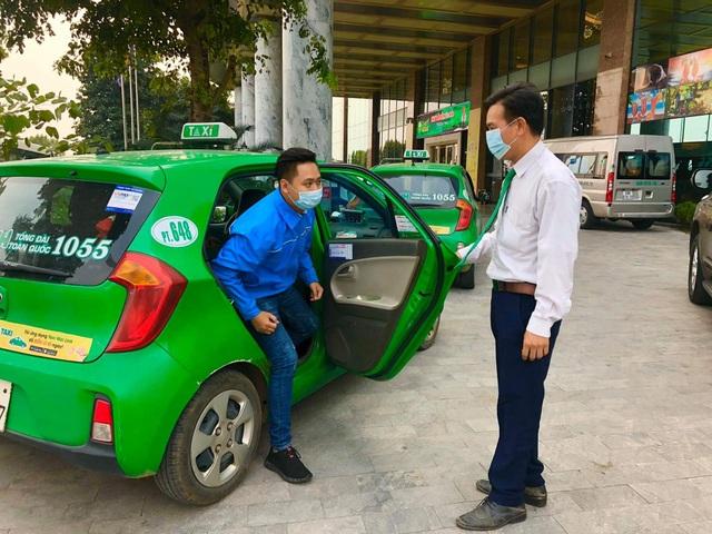 Taxi Mai Linh chi 7 tỷ đồng mua khẩu trang, nước rửa tay phục vụ khách hàng - 4