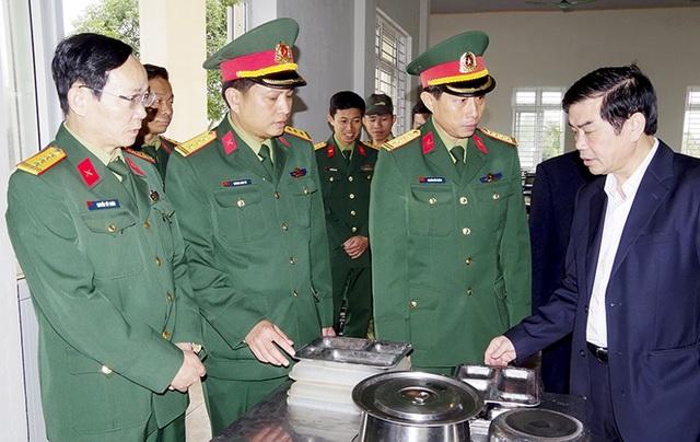 Nơi chuẩn bị tiếp nhận hơn 300 công dân Việt Nam trở về từ vùng dịch - 1