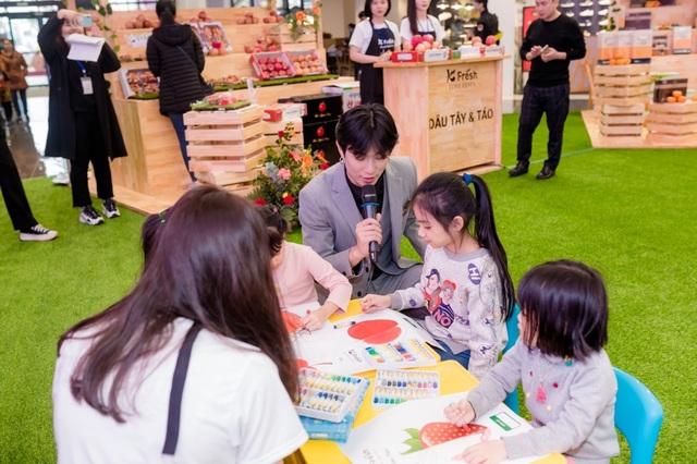 """""""Lễ hội KFresh Love Festa"""" kết hợp yếu tố văn hoá và thực phẩm Hàn Quốc - 2"""