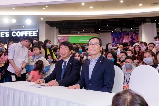 """""""Lễ hội KFresh Love Festa"""" kết hợp yếu tố văn hoá và thực phẩm Hàn Quốc - 3"""