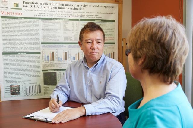 Niềm hy vọng mới cho bệnh nhân ung thư - 1