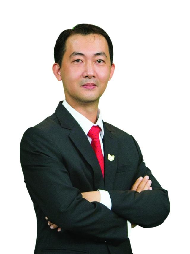 Vũ Tiến Thành - CEO DKRA Property Management