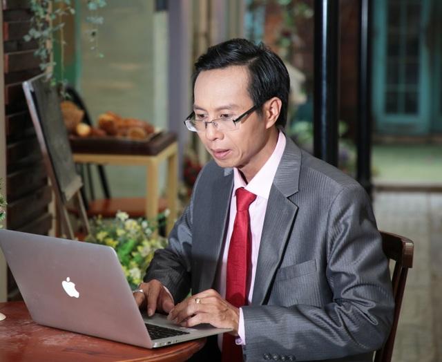 Nhà báo Lương Hoàng Hưng – Người tiếp lửa cho cộng đồng doanh nghiệp Việt - 1