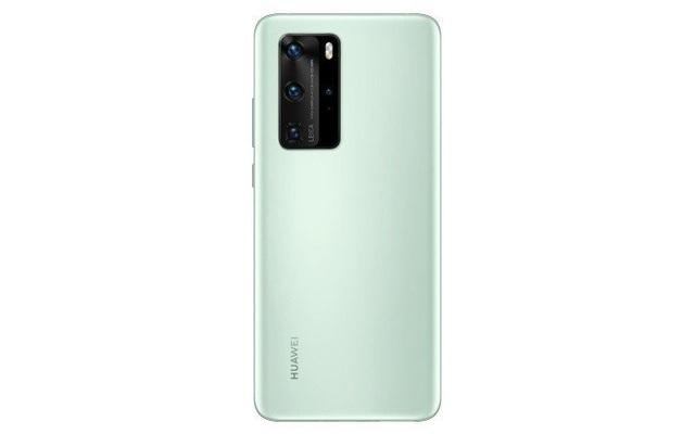 Huawei P40 Pro lộ ảnh thực tế với màn hình đục lỗ giống Galaxy S10+ - 2