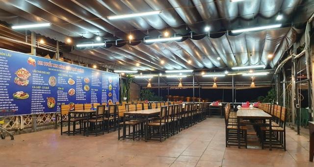 Các nhà hàng thua lỗ nặng do tác động của Nghị định 100 và dịch cúm corona - 1