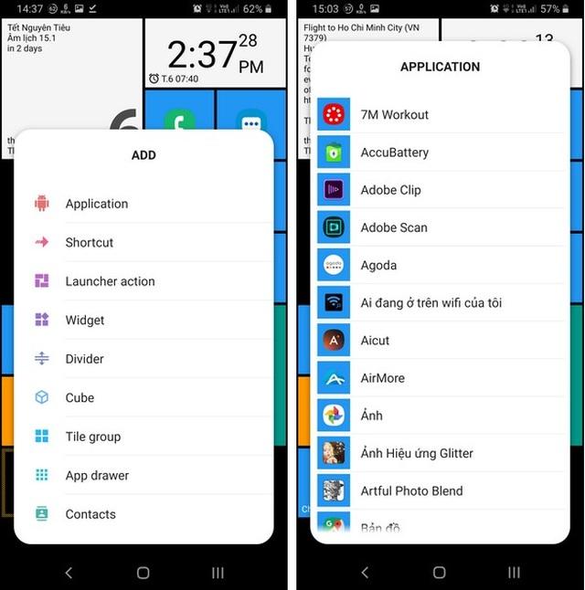 Bộ giao diện đẹp mắt và mượt mà dành cho smartphone - 3