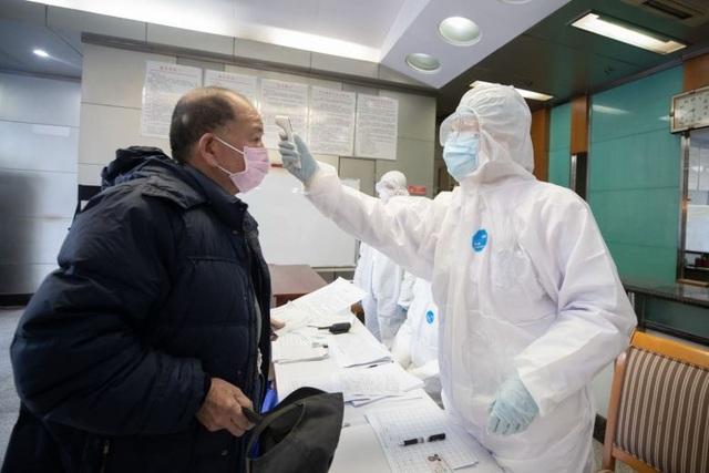 40 nhân viên y tế bệnh viện Vũ Hán bị lây nhiễm virus corona - 1