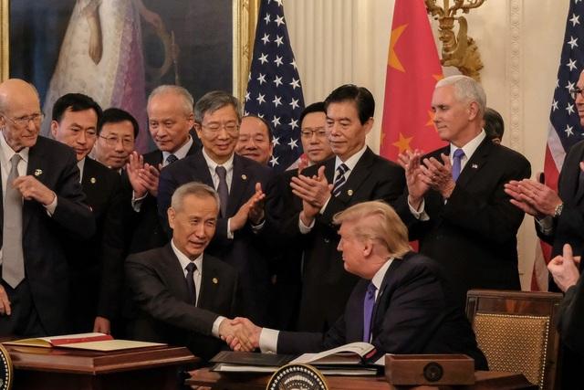 Trung Quốc giảm thuế với 75 tỷ USD hàng hóa Mỹ bất chấp dịch nCoV - 1