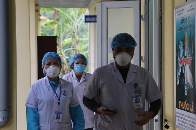 Khu cách ly đặc biệt 3 người đi cùng đoàn với 5 bệnh nhân nhiễm corona - 2