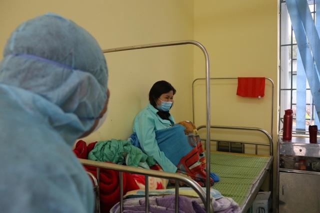 Khu cách ly đặc biệt 3 người đi cùng đoàn với 5 bệnh nhân nhiễm corona - 9