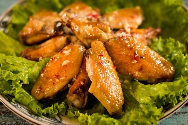 Cánh gà chiên, bít tết và những món ăn ngon chế biến từ nồi chiên không dầu - 2