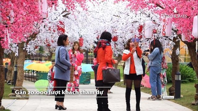 Những điều chỉ có trong lễ hội hoa xuân trăm tỷ ở Vinhomes Smart City - 3