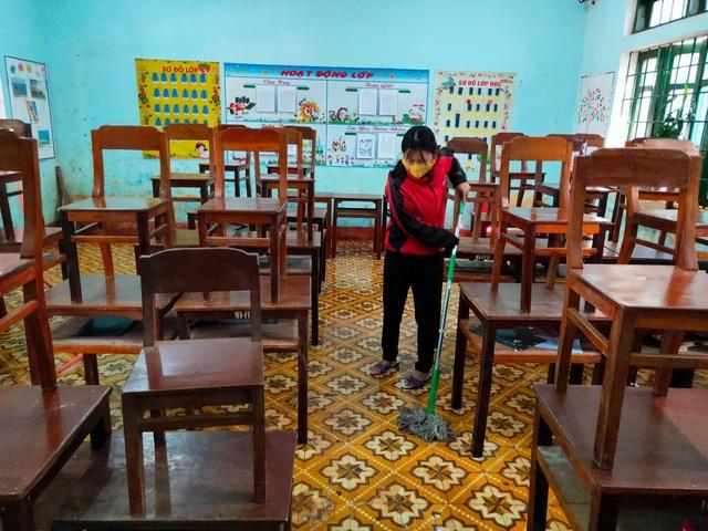 Quảng Trị cho học sinh nghỉ học thêm 1 tuần phòng dịch Corona - 2
