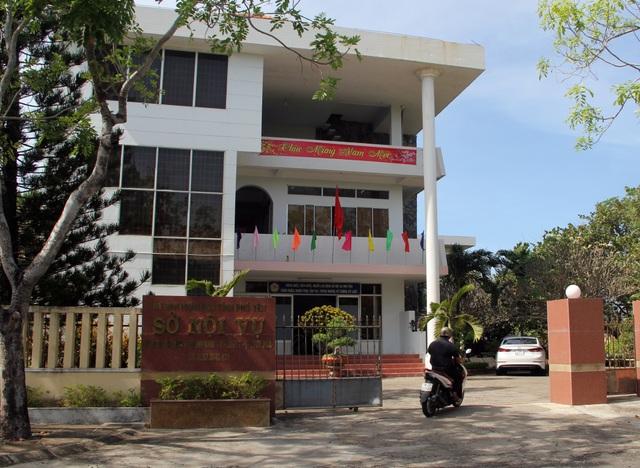 Vụ lộ đề thi công chức ở Phú Yên: Khởi tố Phó giám đốc Sở Nội vụ - 1