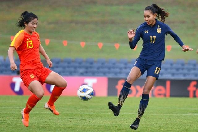Báo Thái Lan thất vọng khi đội nhà thua thảm trước nữ Trung Quốc - 2