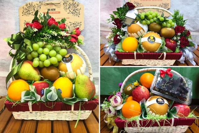 Quà tặng trái cây MKnow - Món quà sức khỏe dịp Valentine và 8/3 - 2