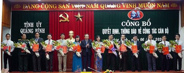 Điều động, bổ nhiệm chức danh Giám đốc VQG Phong Nha - Kẻ Bàng - 1
