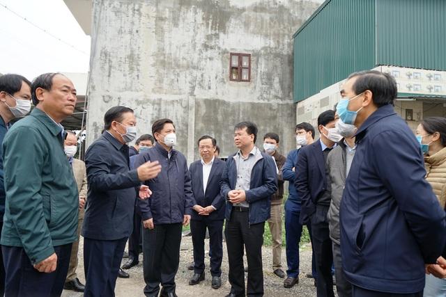 Bộ trưởng GTVT: Ninh Bình sớm bàn giao mặt bằng làm cao tốc Bắc - Nam - 1