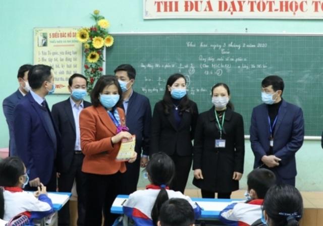 Bắc Ninh cho HS, SV nghỉ học đến hết tháng 2, hướng dẫn HS tự ôn tập - 1