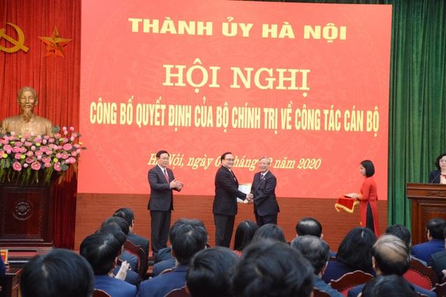 Phó Thủ tướng Vương Đình Huệ làm Bí thư Thành ủy Hà Nội - 7