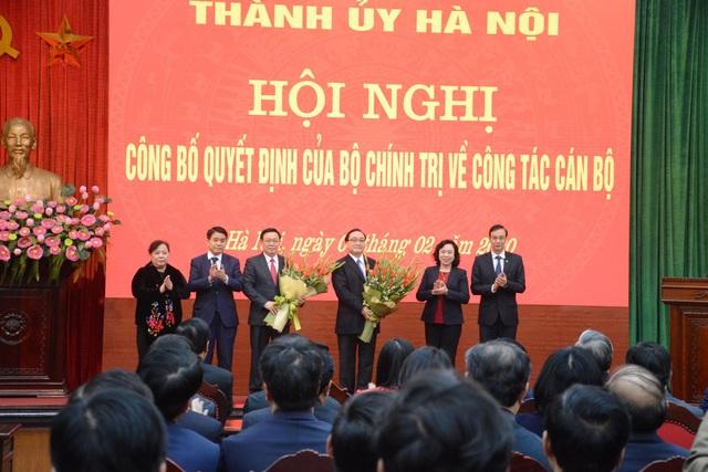 Phó Thủ tướng Vương Đình Huệ làm Bí thư Thành ủy Hà Nội - 8