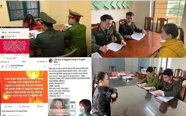 Trường hợp đầu tiên ở Hà Nội bị phạt vì không đeo khẩu trang - 4